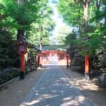 【馬橋稲荷神社参拝】雄狐を迎えに行ってまいりました