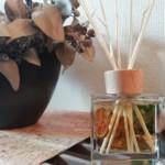 『シトラスフルーツカクテル』の香りで湿気を緩和させる