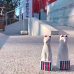【正月恒例】馬橋稲荷神社~穴八幡宮の神社巡り