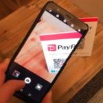 Re:PayPay(ペイペイ)でお支払い頂けます