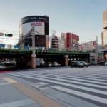 新宿駅西口~お店までのルートを動画でご案内