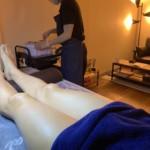脚(スネ毛)のワックス脱毛 メリット&注意点と施術動画をご紹介