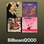 <Spotify>Billboard HOT100年間チャート作成中