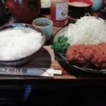 【一度は食べて】新宿最強のとんかつ屋「豚珍館」