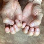 緊急事態宣言が解除されたので顔と爪を磨きました