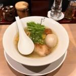 西新宿に「鶏そば かぐら屋」というお店ができていた